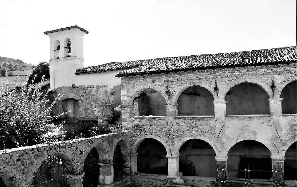 Borbona - Convento di Sant'Anna - Foto di Roberto Berardi