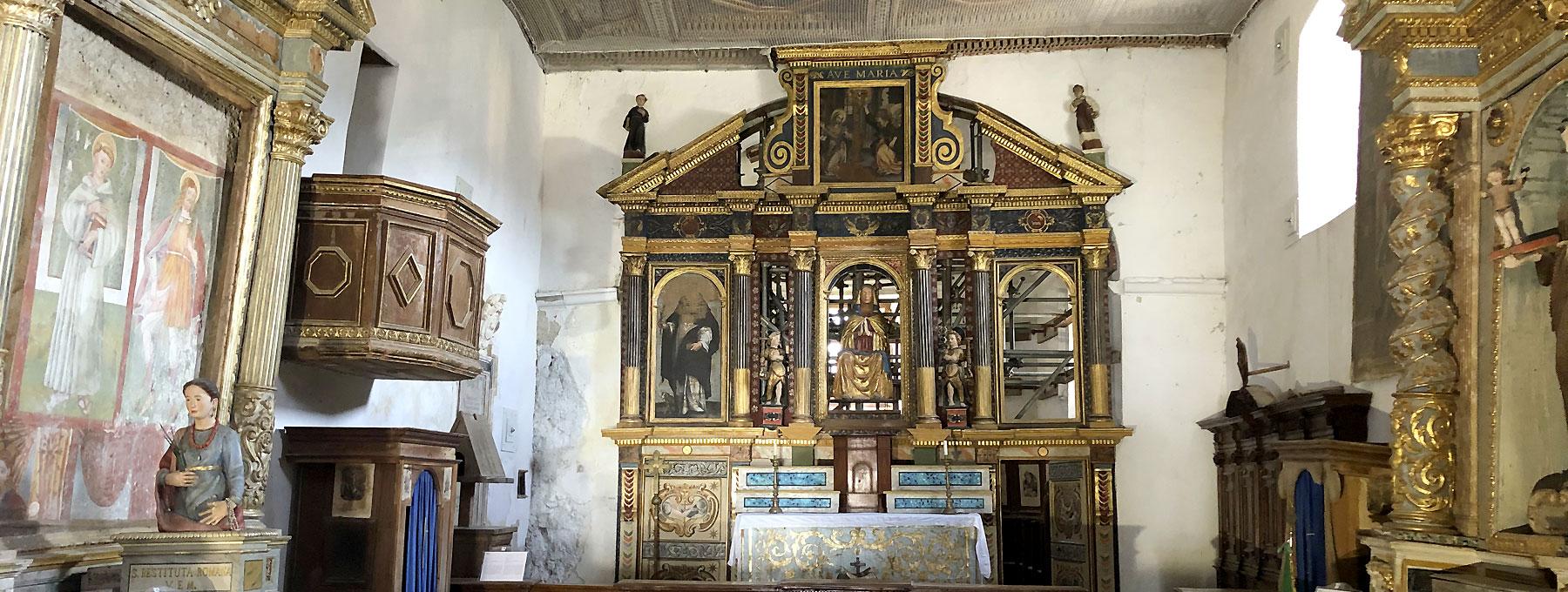 Il Convento di Sant'Anna