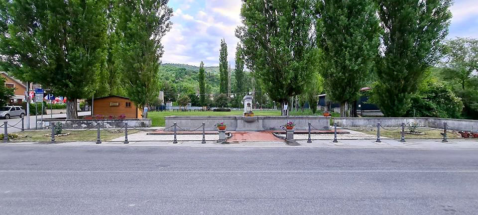 Borbona - Il Brecciame