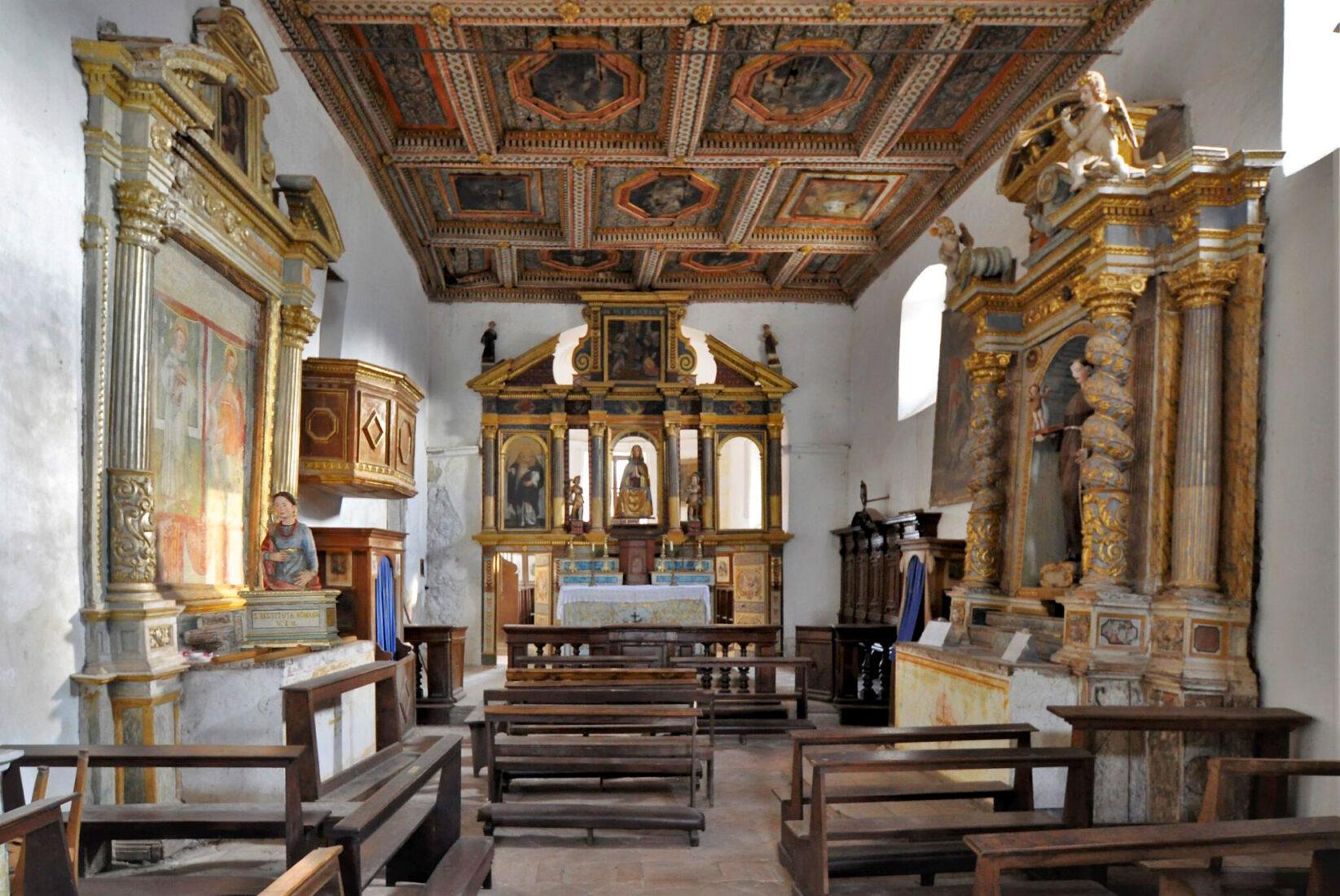 Borbona - Chiesa di Sant'Anna