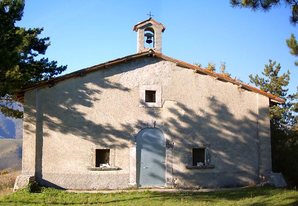 Borbona - Chiesa di Santa Restituta