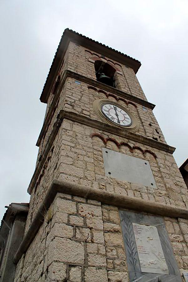 Chiesa di Santa Maria degli Angeli in Vallemare