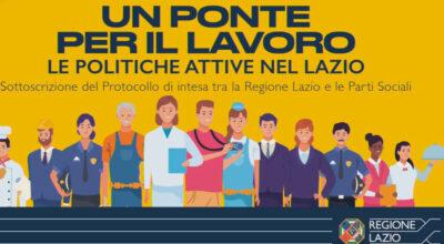 Lavoro. CNA tra i firmatari del protocollo d'intesa con la Regione Lazio