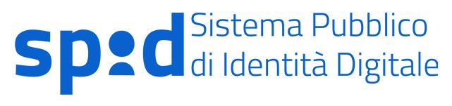 Logo SPID - Sistema Pubblico di Identità Digitale