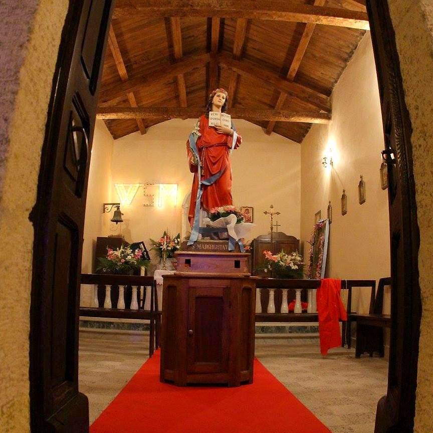 Chiesa di Santa Margherita in Piedimordenti