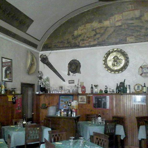 Borbona: Trattoria Fonte Viva