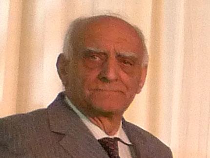 Vincenzo Colandrea (5/1/1934-23/10/2012)