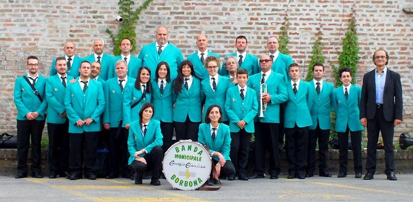 La Banda a Busseto per il 200° anniversario della nascita di Giuseppe Verdi