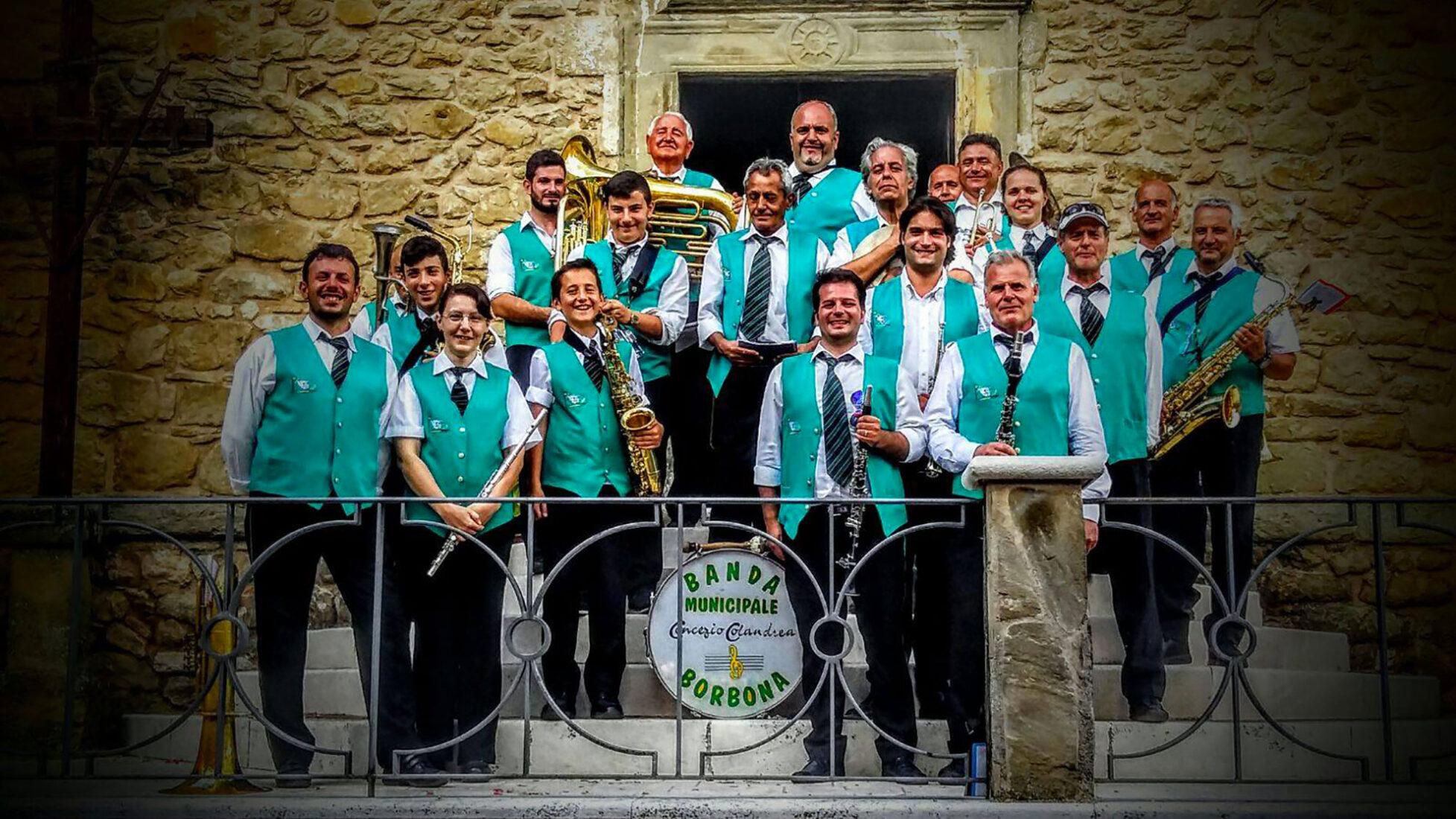 Borbona - Banda Municipale Concezio Colandrea