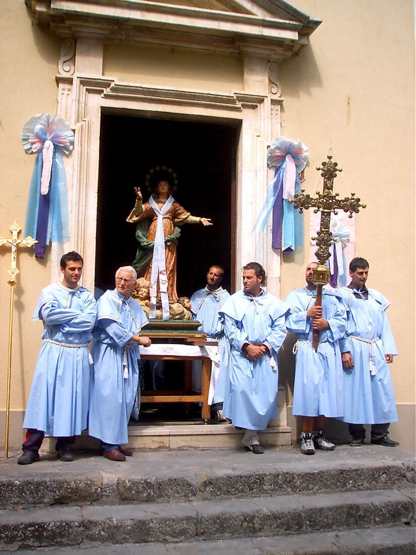 Borbona - Festa di Santa Maria Assunta