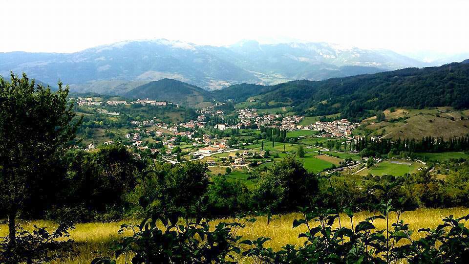 Borbona, la valle. Foto di Angelica Brugnoli