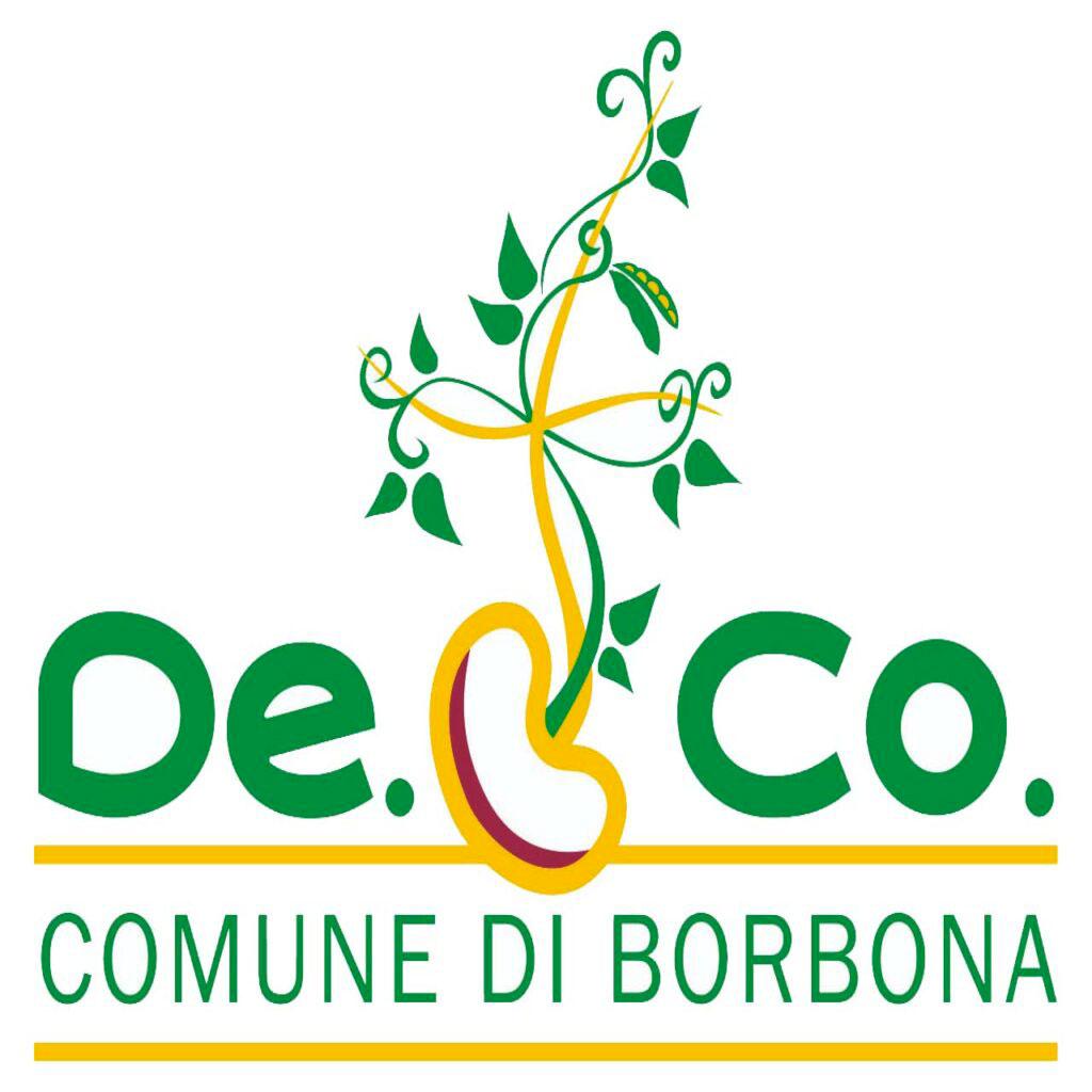 Marchio De.Co. del Comune di Borbona