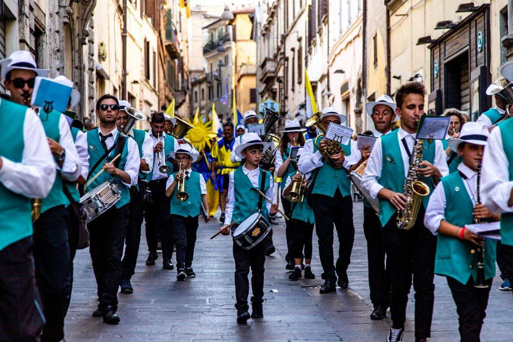Borbona - Banda Municipale a Rieti