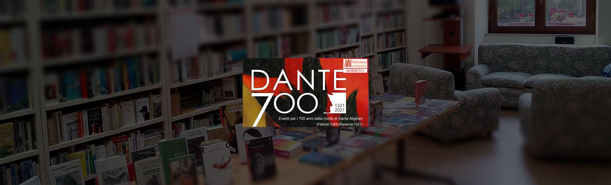 LETTURE DANTESCHE – Pagine tratte della opere di Dante Alighieri e da libri a lui ispirati