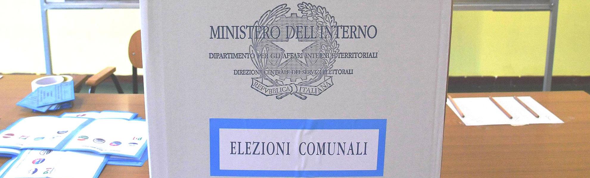 Consultazioni elettorali 3-4 ottobre 2021 – Voto a domicilio e votazione assistita